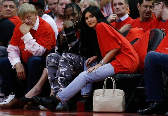 Kylie Jenner na Travis Scott wanatarajia kupata mtoto