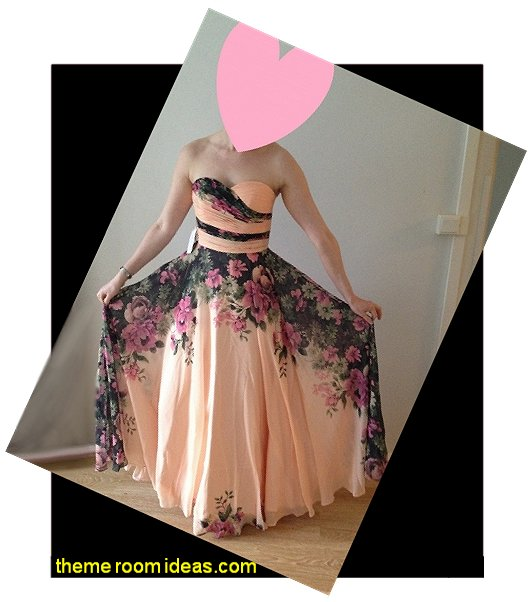 Formal Evening Dress A-line Sweetheart Floor-length Chiffon with Draping