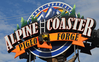 Smoky Mountain Alpine Coaster Pigeon Forge