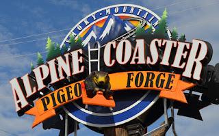 Smoky Mountain Alpine Coaster Pigeon Forge