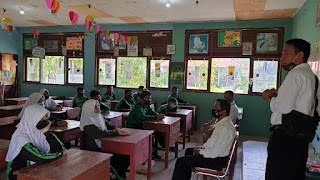 Sat.Resnarkoba Polres Lingga lakukan Penyuluhan Bahaya Narkoba Kepada Pelajar