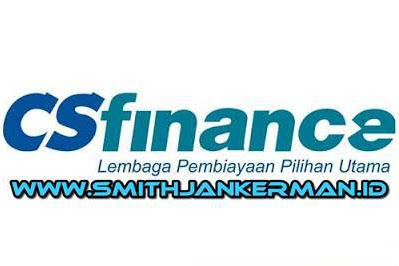 Lowongan PT. CS Finance Pekanbaru Juli 2018