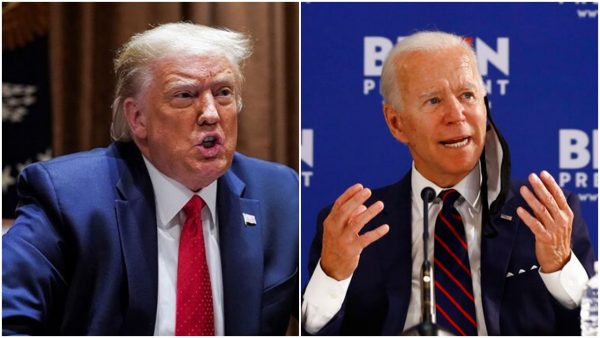 US ELECTIONS; Trump, Biden to face off in final presidential debate