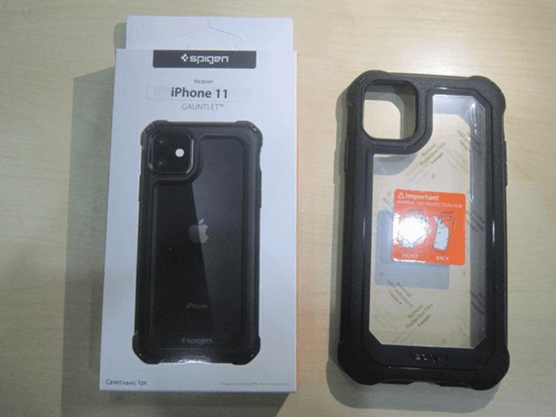 Gauntlet iPhone 11