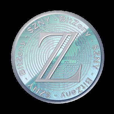 仮想通貨ビットゼニーのフリー素材