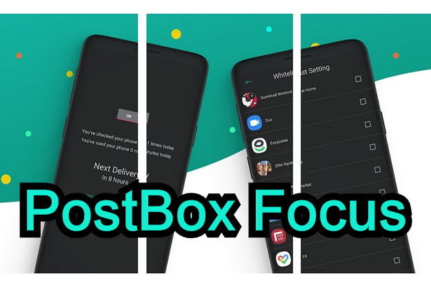 notification manager android app free adfree postbox focus