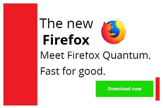 تحميل متصفح Mozilla Firefox موزريلا فايرفوكس كوانتم الجديد