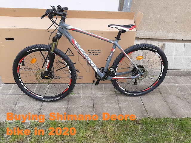 What's the cheapest Shimano Deore bike to buy in 2020?