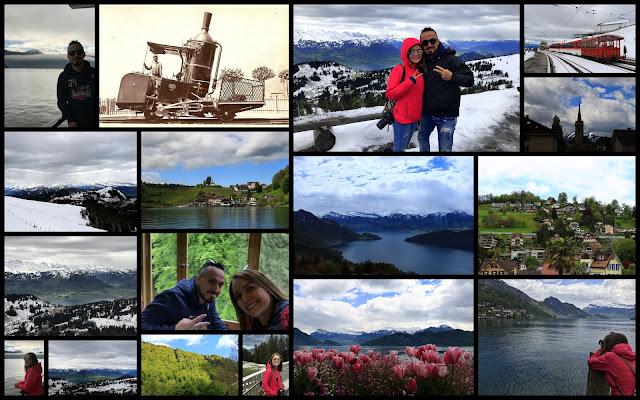 Rigi Dağı, Luzern, İsviçre, İsviçre gezi blog, tren yolculuğu, 100 yıllık tren, Pilatus Dağı, Rigi Kulm, Vitznau, Niklaus Riggenbach, Alp Dağları, Dağların Kraliçesi, Lauerz, Weggis