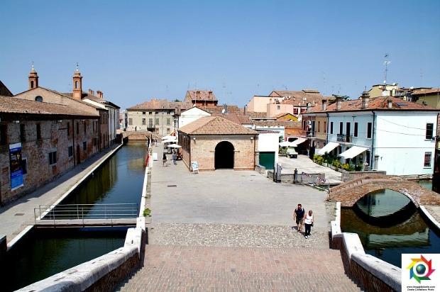 Ponte Sbirri Comacchio