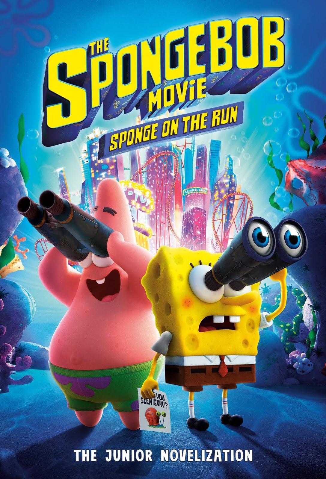 Xem Phim SpongeBob: Bọt Biển Đào Tẩu - The SpongeBob Movie: Sponge on the Run Full Vietsub | Thuyết Minh HD Online