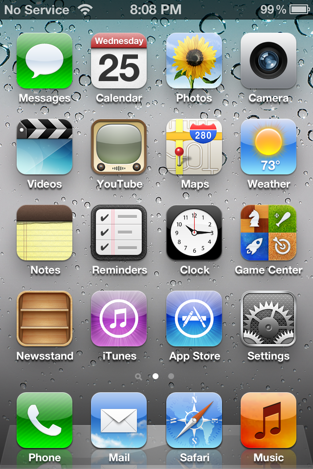Keyables: Apple iPhone 4S 'No Service' Issues