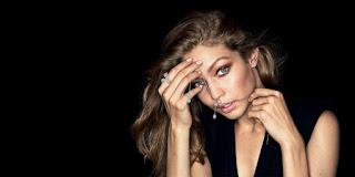 Gigi Hadid For Messikas My Twin Jewelry 2018 Campaign