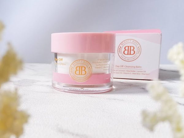 Review : Beauty Boss Day Off Cleansing Balm