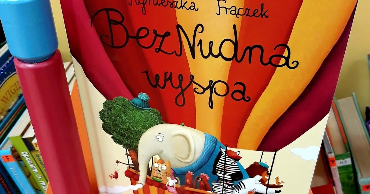 Bookparadise Beznudna Wyspa Agnieszka Frączek