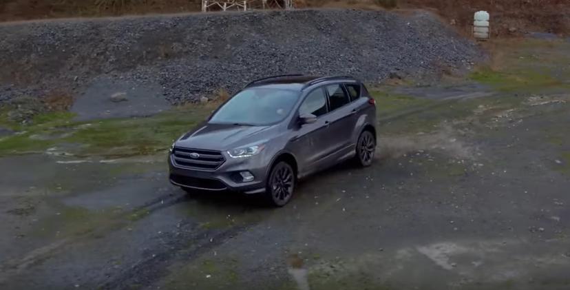 Canzone Nuova Ford pubblicità Kuga - Musica spot Novembre 2016