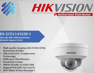 IP Camera HIKVISION DS-2CD1143G0E-I
