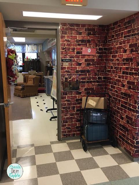 Harry Potter Classroom decor