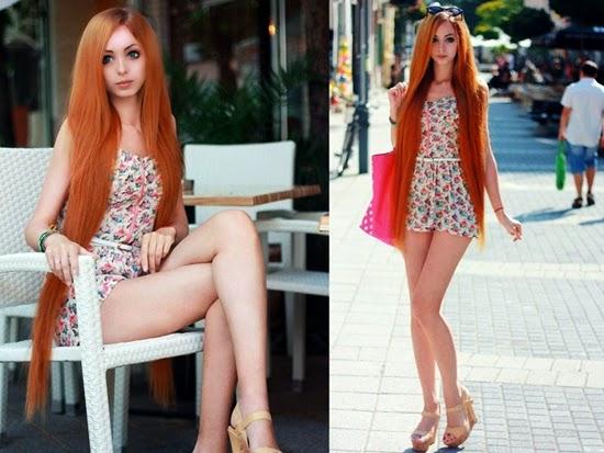 manusia barbie cantik asal ukraina