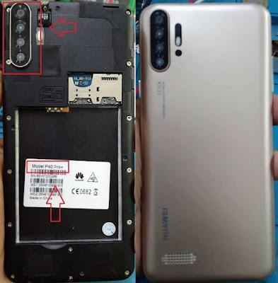 Huawei Clone P40 Pro Plus Flash File