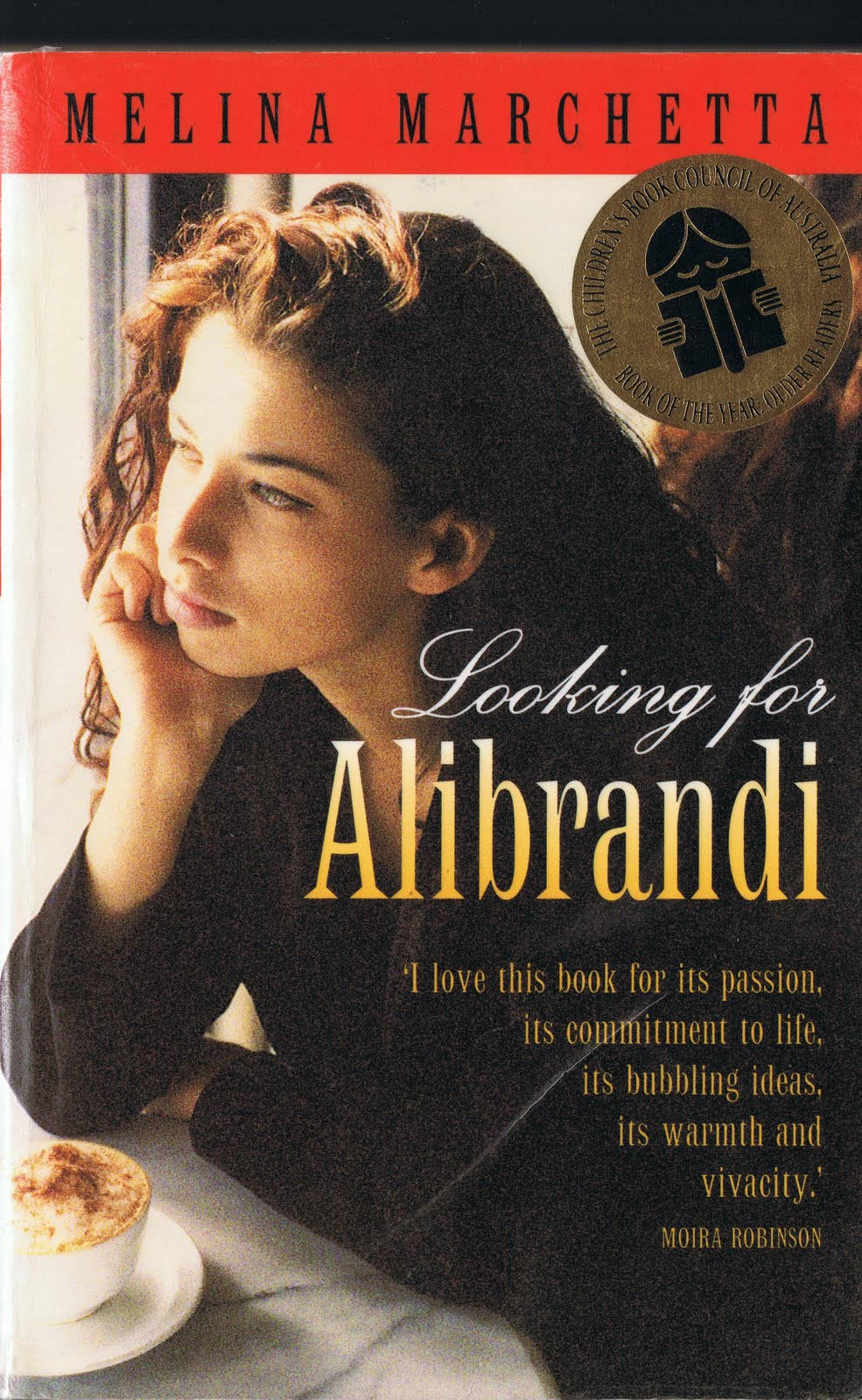 Little Library Of Rescued Books: Looking For Alibrandi By