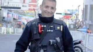 Andrés Delicia, ex jefe de la Policía Local de Quilmes, relevado por un polémico audio.