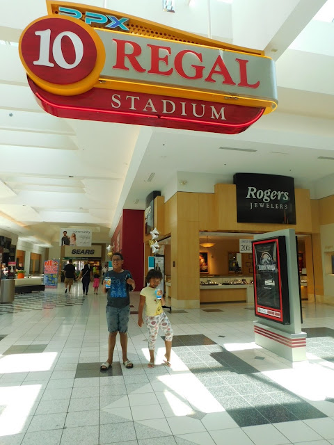 Regal Cinema at Great Northern Mall #nuttybynature