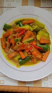 Resep Cara Membuat Sayur Acar Kuning