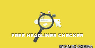 search lens on search engine headlines checker