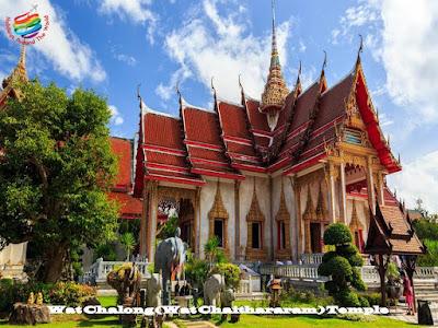 Wat Chalong (Wat Chaithararam) Temple - Phuket