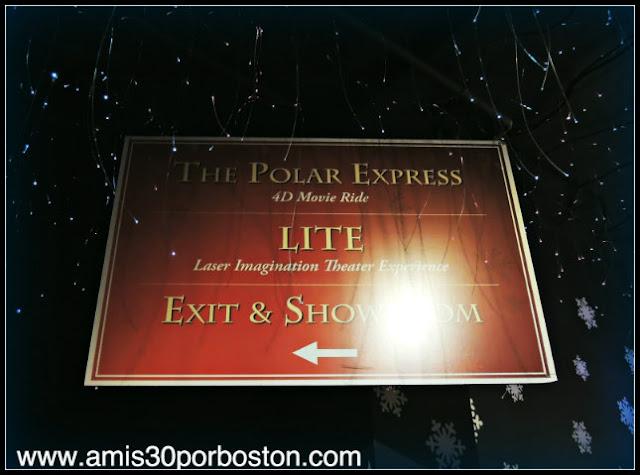 The Enchanted Village: The Polar Express