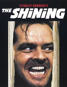 Poster Of Hollywood Film The Shining (1980) In 300MB Compressed Size PC Movie Free Download At worldfree4u.com