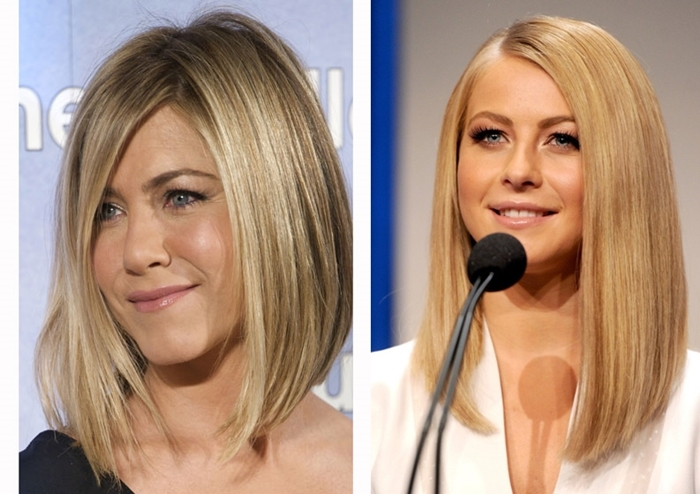 Jennifer Aniston, blond