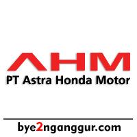 Lowongan Kerja PT Astra Honda Motor Operator Produksi 2018