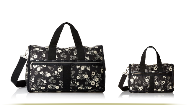 LeSportsac Mother-Daughter Weekender Duffel Bags  |  9 Cool Things
