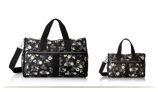 LeSportsac Mother-Daughter Weekender Duffel Bags     9 Cool Things