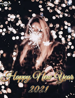 Happy New Year 2021 Awesome DPs for girls Facebook and WhatsApp