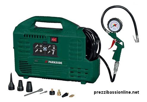 Compressore portatile da lidl opinioni for Pistola sparapunti elettrica parkside