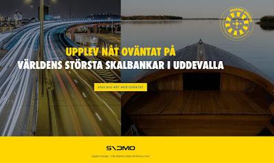 Skärmbild från roadtrip-roulette.se