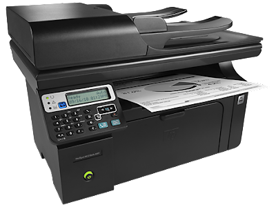 HP Laserjet Pro M1218nfs Driver Download