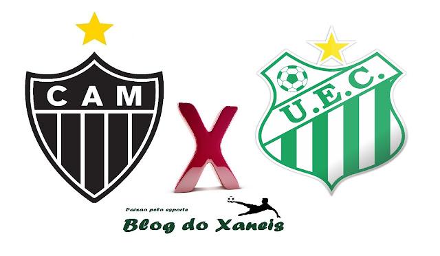 Atlético x Uberlândia  Campeonato Mineiro  Dom.12/02/2017  Independência, BH 17:00