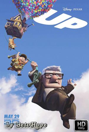 Up: Una Aventura de Altura [2009] [Latino-Ingles] HD 1080P  [Google Drive] GloboTV