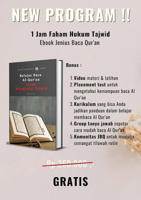 Belajar Membaca Alquran