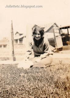 Velma Davis Woodring about 1928 http://jollettc.blogspot.com