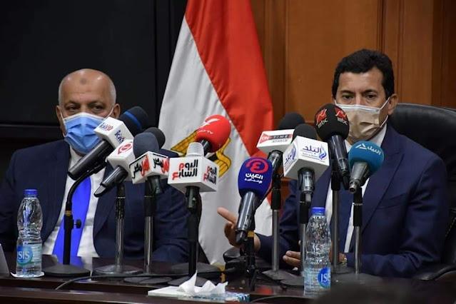 وزير الرياضة يعلن تفاصيل استضافة مصر لبطولة كأس العالم للرماية