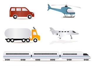 Сочинение виды транспорта
