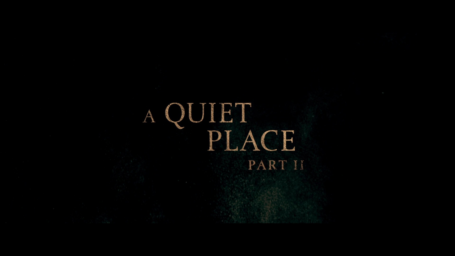 Un lugar en silencio: Parte II (2021) 1080p BDrip Latino