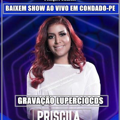 Priscila Senna - A Musa - Condado - PE - Novembro - 2019