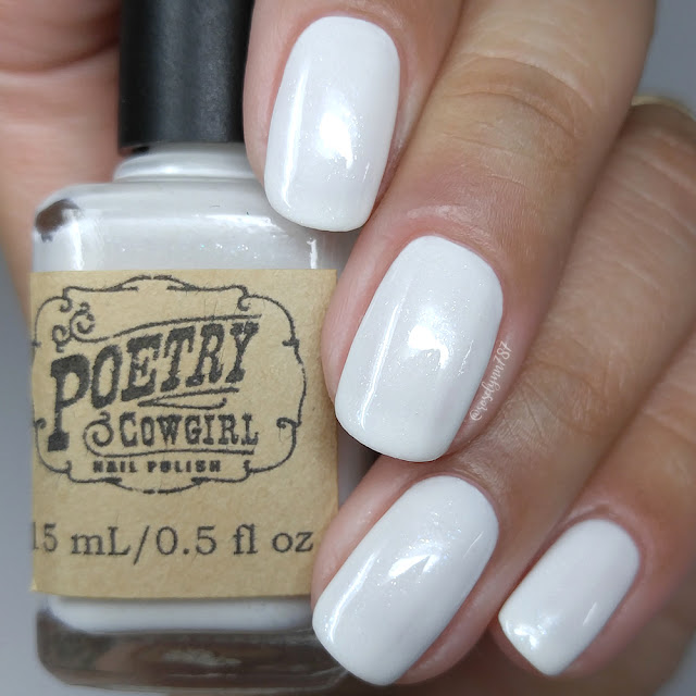 Poetry Cowgirl Nail Polish - VIP Party on the Surface
