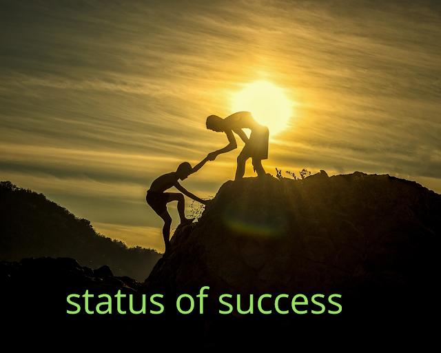 Status of success secrets story